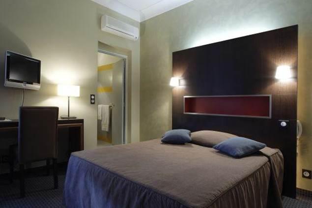 Hôtel LE RICHE Chambre